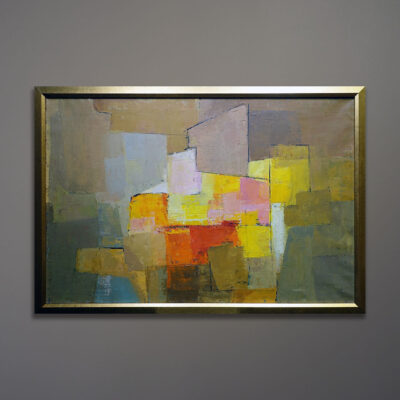 piry-rame-1950s-abstract-original-painting
