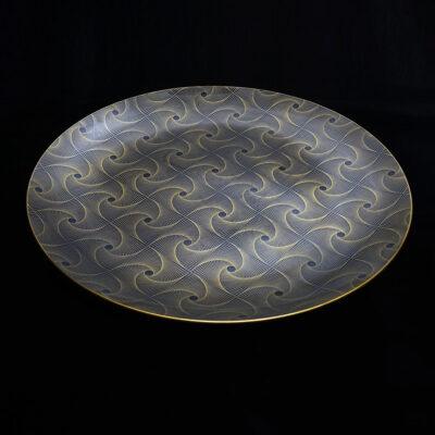 copenhagen-crystal-denmark-xxl-op-art-gold-platter