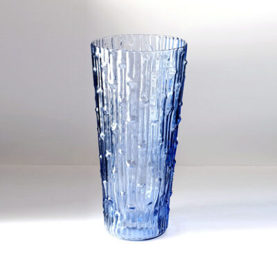 ice-bamboo-texture blue-glass-vase-1
