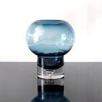 scandinavian-blue-mod-sommerso-bubble-vase-4