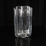 "Sea Glasbruk Sweden ""Pauline"" Vase-tall"