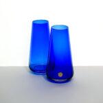 sea-glasbruk-cobalt-blue-tapered-vase-pair