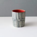 Ceramic vessel by Rosario Varela