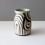 Ceramic vessel by Rosario Varela -e1