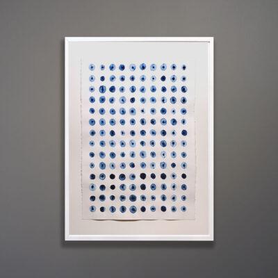 leah-peeks-blue-dots-2021-32x40