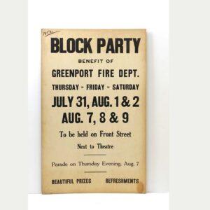 greenport-block-party-1952