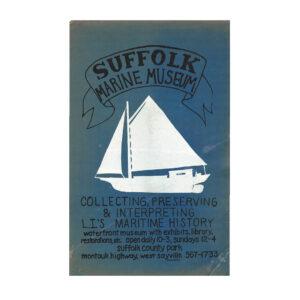 suffolk marine museum blue