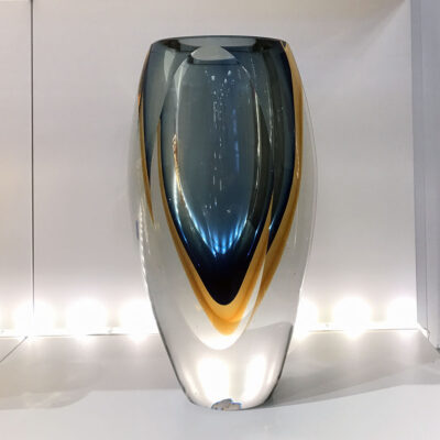 tri-color-sommerso-vase-faceted-blue-yellow