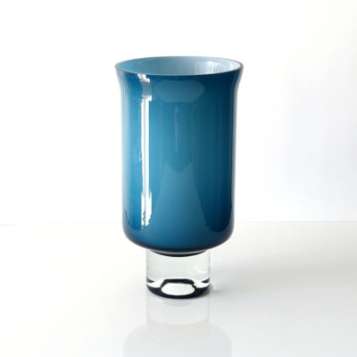 venini-style-blue-pedestal-cased-glass-vase-2