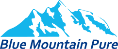 Blue Mountain Pure Logo