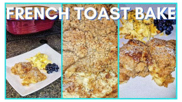 French Toast Breakfast Bake