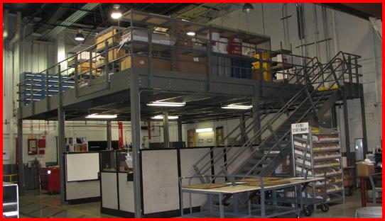 Vertical Storage Equipment