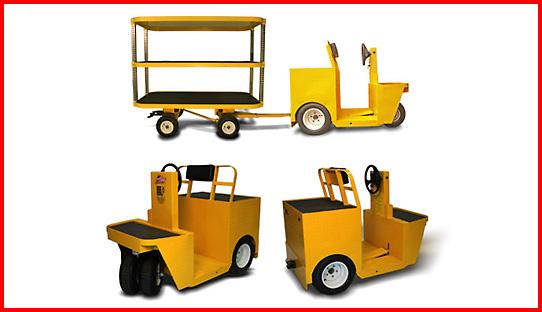 Parts Department Equipment and Design