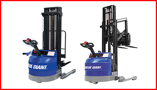 Lift Trucks, Carts and Hand Trucks