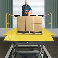 Dock Equipment: Levelers, Lifts, Dock Boards, Seals & Shelters