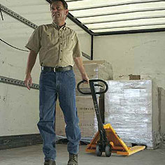 Pallet Jacks, Lift Trucks, Carts & Hand Trucks | Electric Tow Vehicle & Trailers