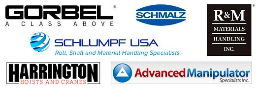 Cranes, Hoists, Manipulators & Lifting Devices