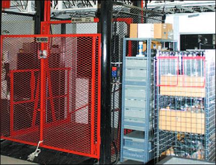 custom vertical lifts