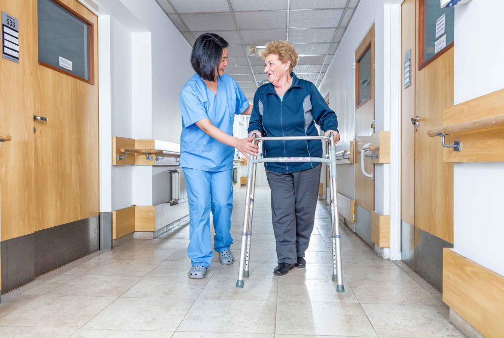transitional home care caregiver