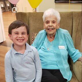 Gammy's 90th birthday