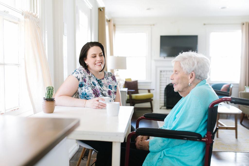 Kelley Adams - Home Care Questions