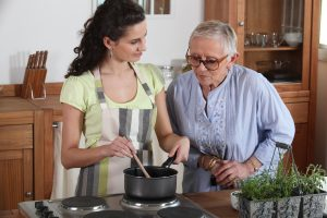help for elderly at home