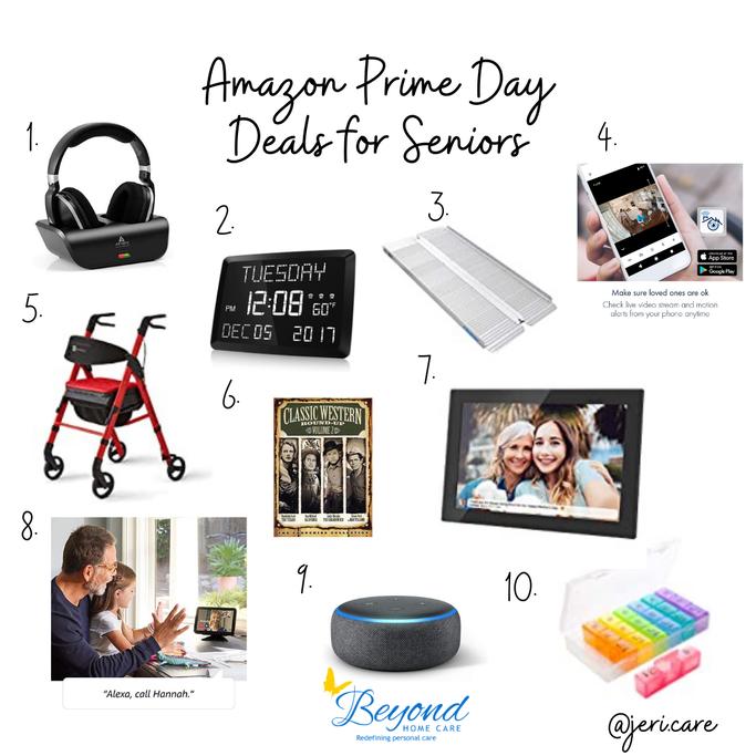 amazon prime deals for seniors