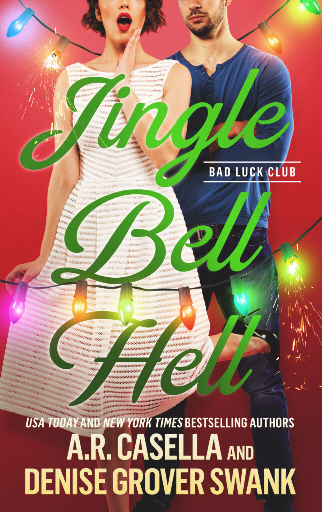Book Cover: Jingle Bell Hell