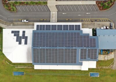 Assisi Catholic College Solar and Geothermal Installation