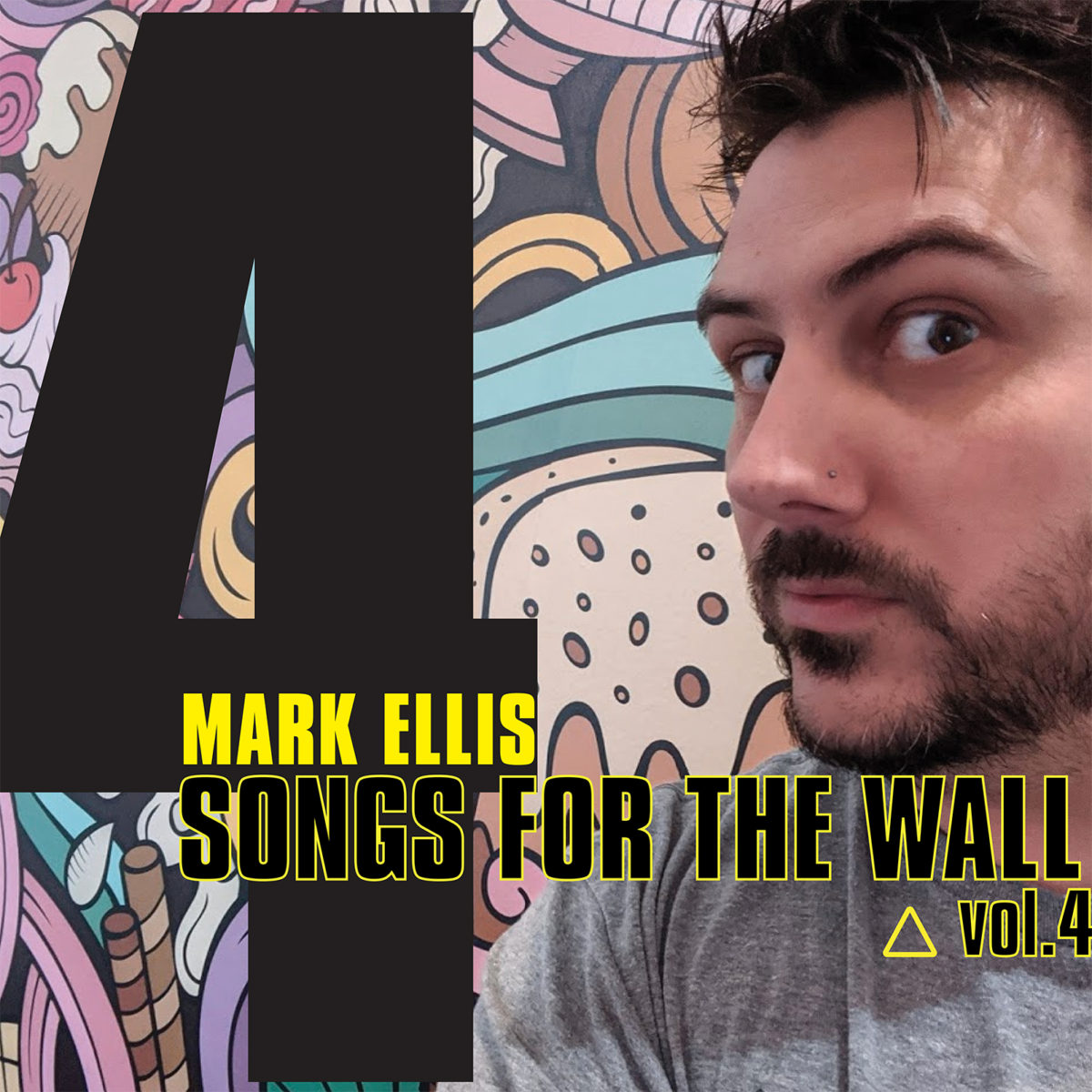 Mark Ellis – Songs For The Wall Vol.4