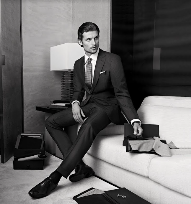 home service Ezra Cayman - Bespoke Couture