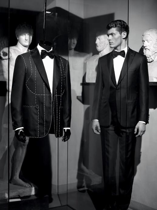 true bespoke Ezra Cayman Bespoke Couture