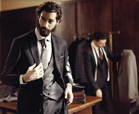 personal stylist Ezra Cayman Bespoke Couture