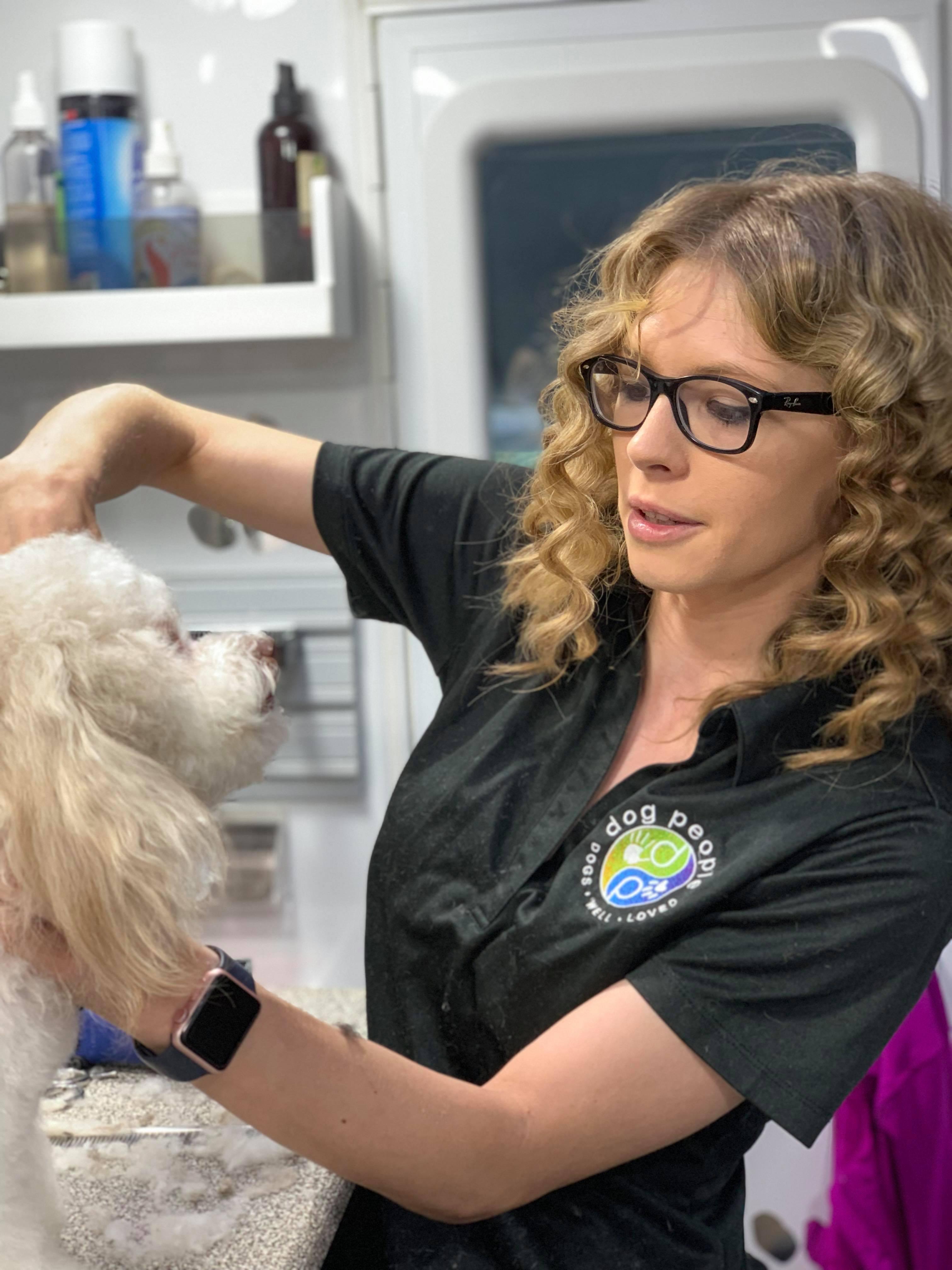 Dog People Grooming