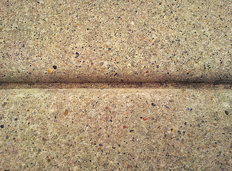 Expansion Joint in Concrete
