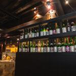 Sake Display