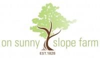 Sunny Slope Farm Sign