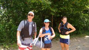 LtoR: Tom, Brenda, & Blair McGloon