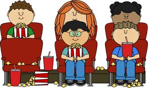 Kids at Movie
