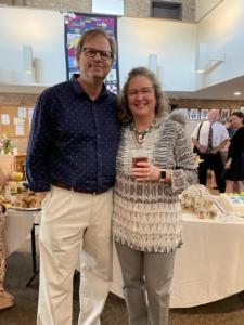 Pastor Beth's Reception