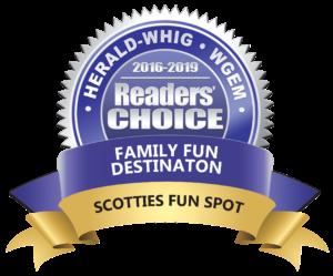 Scotties Readers Choice Seal 2016-2019