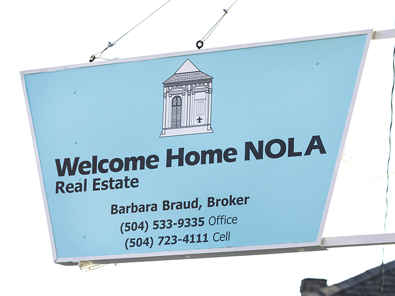 Welcome Home NOLA - Contact Us to Find Your New Home
