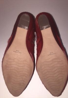 Matisse Nugent Bootie Red