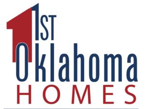 1st oklahoma homes logo