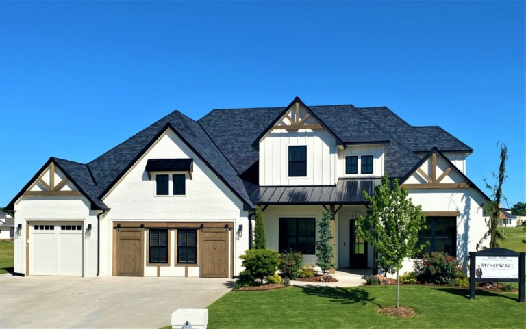 Stonewall Homes builder Norman, OK in Vintage Creek addition