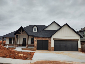 705 Timber Trail in Vintage Creek Built by Denali Homes, this new home is one of the two featured Festival SHOW HOMES on the tour.