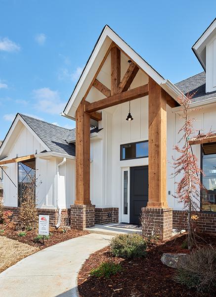 303 Bulverde Dr-Norman Landmark homes landmark fine homes