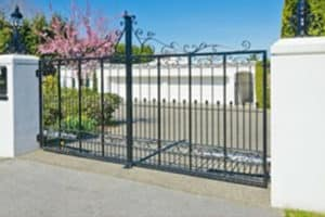 electric gate system install and repair