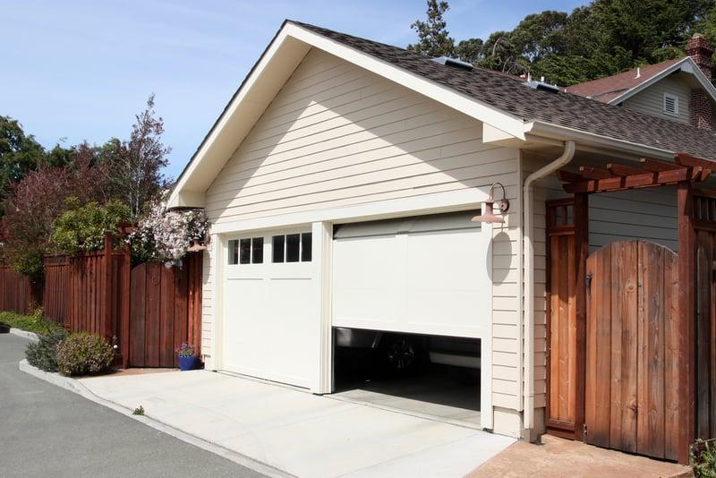 Garage Door Won't Close