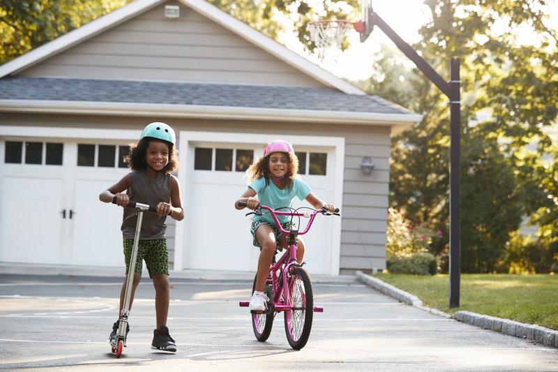 how to childproof your garage door